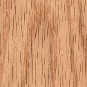 Sample of Red Oak wood