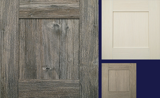 Featuring the New & St. Cloud Doors - Dovetail Boxes Thermofoil and Solid Wood Doors